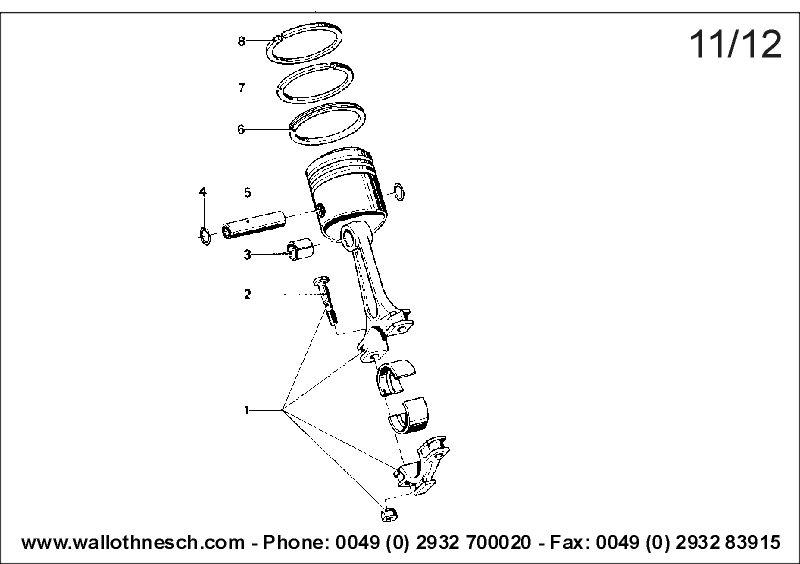 vw bug suspension diagram
