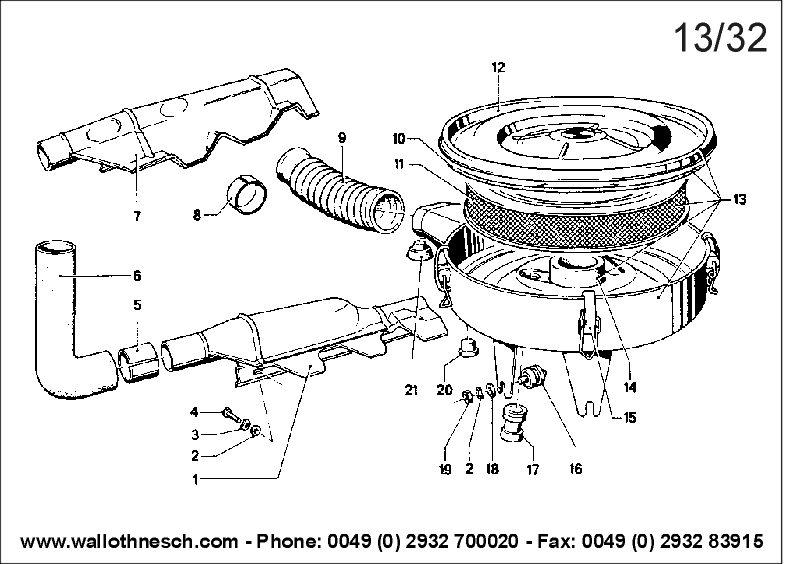 katalogbild 13  32 - bmw 1502 - 2002 turbo   einspritzung