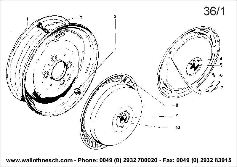 katalogbild 36  01 - bmw 1502 - 2002 turbo