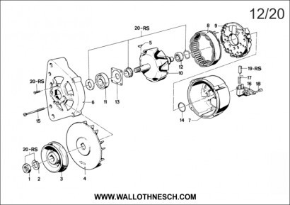 ford 1220 parts diagram
