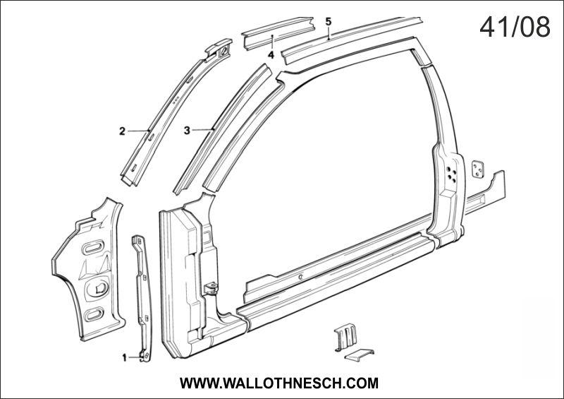 bmw e24 parts catalog