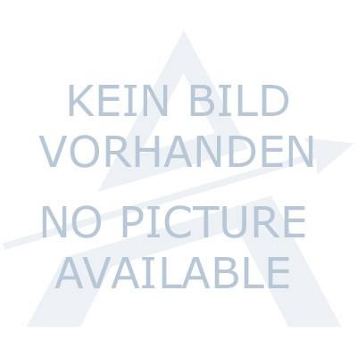 Satz Klammern (12 Stück - original gelb chromatiert) - Klammer wird zwischen Bremsschlauch und Leitu